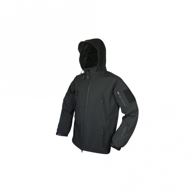 Special Ops Soft Shell Jacket Black