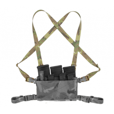 Spiritus Systems Micro Fight Skinny Straps - Multicam