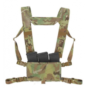 Spiritus Systems Mk 3 Micro Fight Chest Rig - Coyote