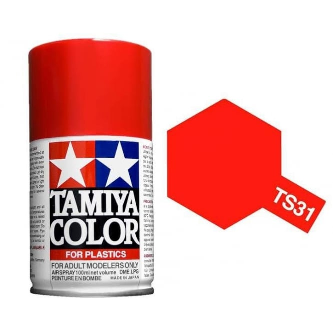 Spray Paint TS-31 Bright Orange