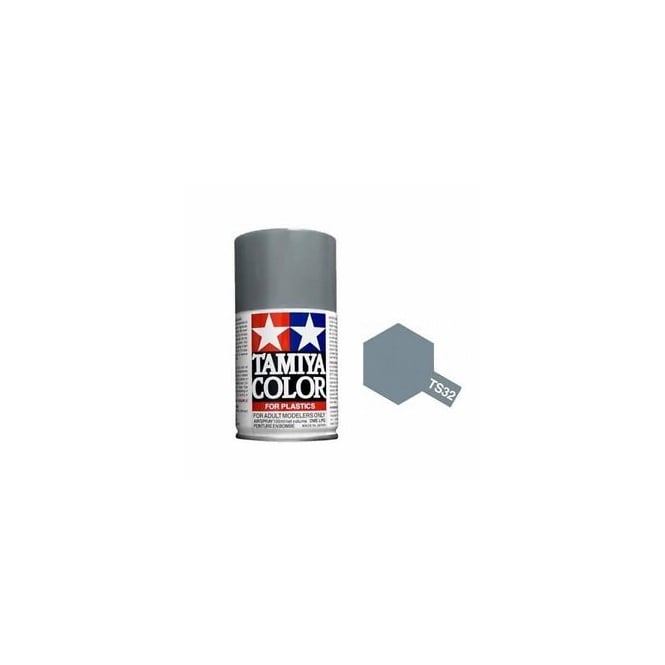 Tamiya Spray Paint TS-32 Haze Grey