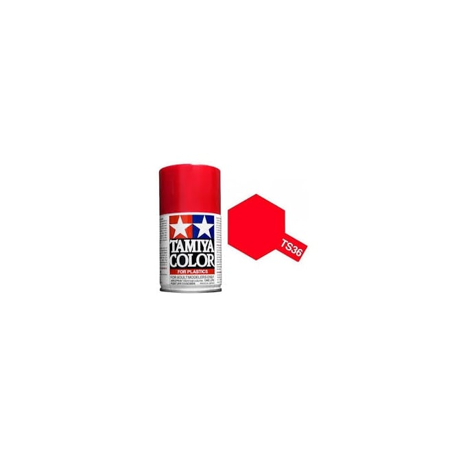 Tamiya Spray Paint TS-33 Dull Red