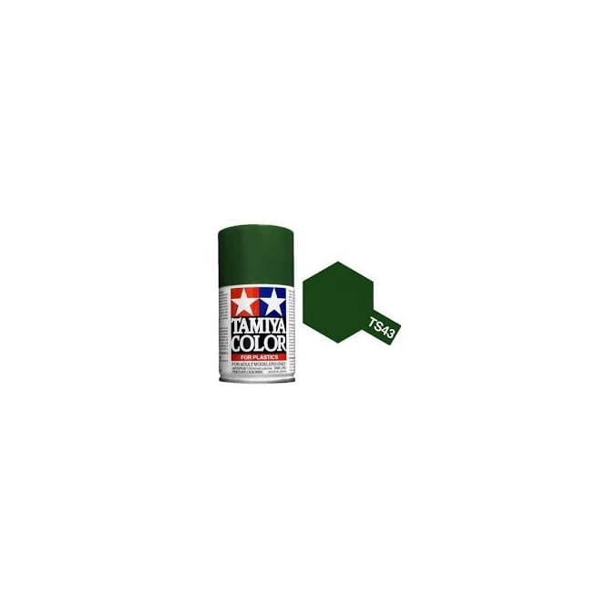 Tamiya Spray Paint TS-43 Racing Green
