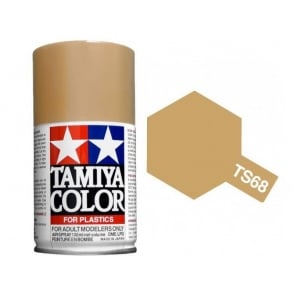 Spray Paint TS-68 Wooden Deck Tan