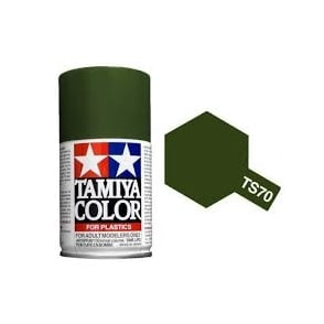 Spray Paint TS-70 Olive Drab (JGSDF)