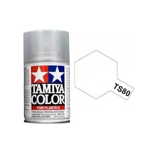 Spray Paint TS-80 Flat Clear