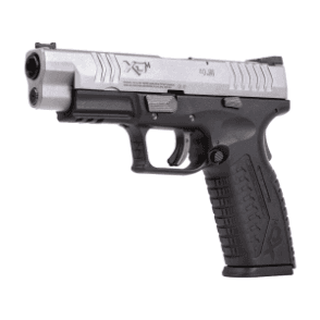 "Springfield Armory XDM 4.5"" Gas Blow Back (GBB) Pistol - Silver/Black"