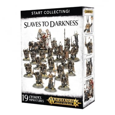 Start Collecting! Slaves to Darkness Age of Sigmar