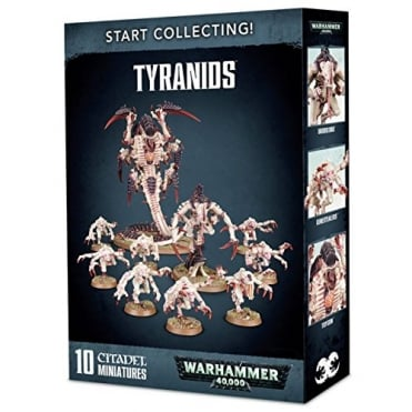 Start Collecting! Tyranids Warhammer 40,000
