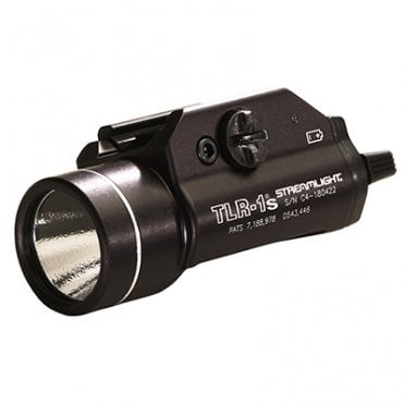 Streamlight TLR-1S Gun Light (Strobing)
