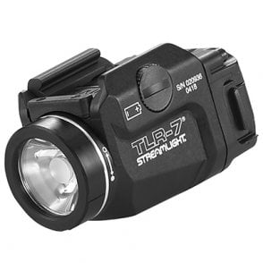 Streamlight TLR-7 Gun Light with Side Switch