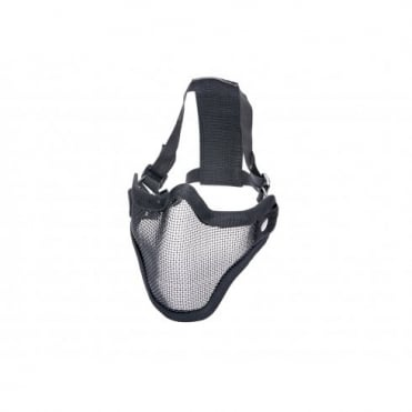 Strike Systems Half Face Mask - Black