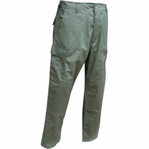 Tactical BDU Trousers-Ranger Green