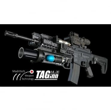 Tactical Game Innovations ML-36 Grenade Launcher - Ex Display