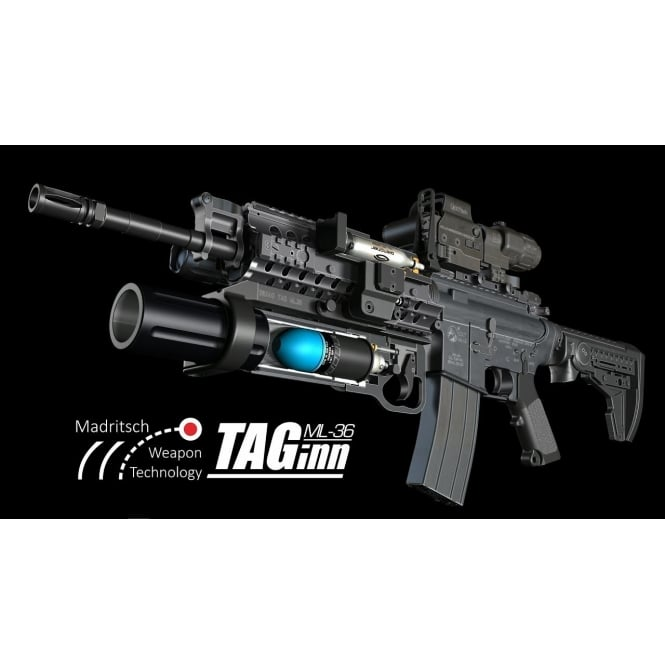 Tactical Game Innovations ML-36 Grenade Launcher