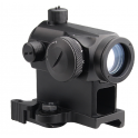 Tactical Mini 1x24 Red Dot Scope with Quick Release Mount - Damaged Front