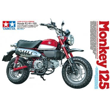 Tamiya 1/12 Honda Monkey 125 Motorcycle Model Kit