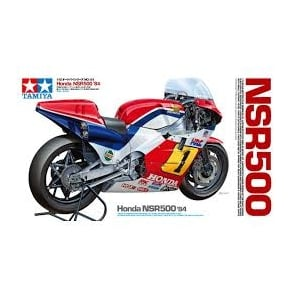 Tamiya 1/12 Honda NSR500 1984 GP Bike