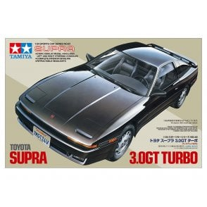 Tamiya 1/24 1986 Toyota Supra 3.0GT Turbo (A70) Model Kit