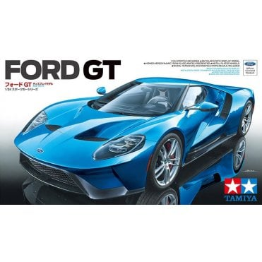 Tamiya 1/24 Ford GT Model Kit