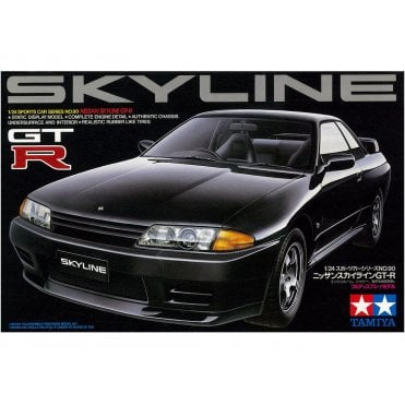 Tamiya 1/24 Nissan Skyline GTR LTD Model Kit