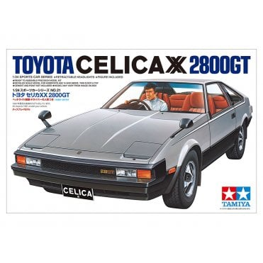 Tamiya 1/24 toyota Celica XX 2800GT Model Kit