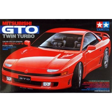 Tamiya 1/24 Toyota GTO Twin Turbo Model Kit