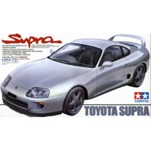Tamiya 1/24 Toyota Supra Model Kit
