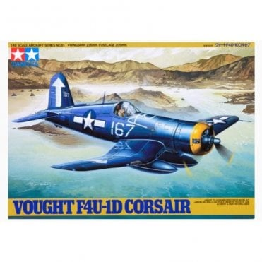 Tamiya 1/32 Vought F4U-1D Corsair Model Kit