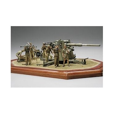 Tamiya 1/35 German 88mm Flak Gun 36 North Africa Model Kit