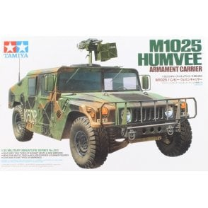 Tamiya 1/35 M1025 Humvee Armament Carrier