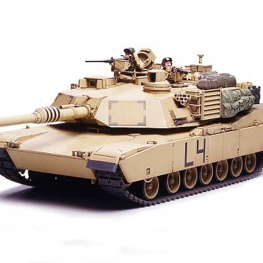 Tamiya 1/35 US M1A2 abrams OIF Tank Model Kit