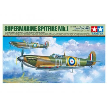 Tamiya 1/48 Supermarine Spitfire Mk1 Model Kit