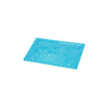 Tamiya A5 Cutting Mat Blue