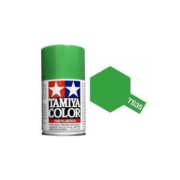 Tamiya Spray Paint TS-35 Park Green
