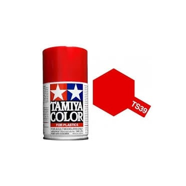 Tamiya Spray Paint TS-39 Mica Red