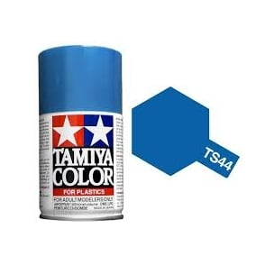 Tamiya Spray Paint TS-44 Brilliant Blue