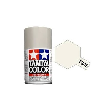 Tamiya Spray Paint TS-45 Pearl White