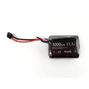 Titan Power VERSION 7.0 11.1v 3000mAh Li-Ion Brick Battery - Deans Connection