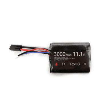 Titan Power VERSION 7.0 11.1v 3000mAh Li-Ion Brick Battery - Tamiya Connection