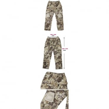 CP Gen3 style Tactical Pants with Pad set (HLD) TMC2099