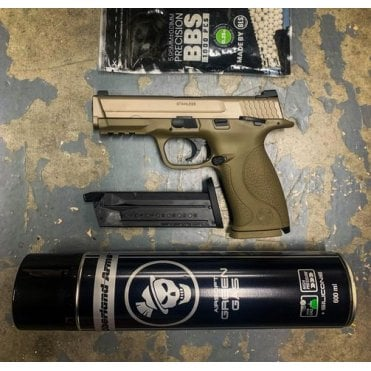 Tokyo Marui S&W M&P9 V-Custom Package Deal