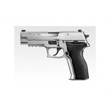 Tokyo Marui SIG P226 E2 Stainless Gas Blowback Pistol