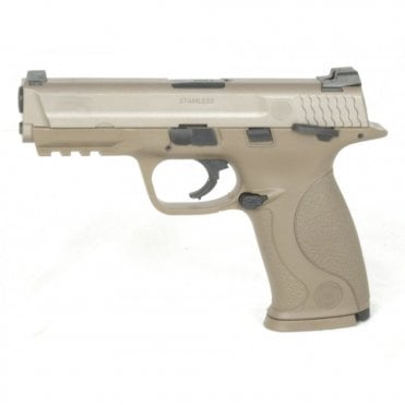 Tokyo Marui Smith & Wesson M&P 9 V Custom Gas Blowback Pistol