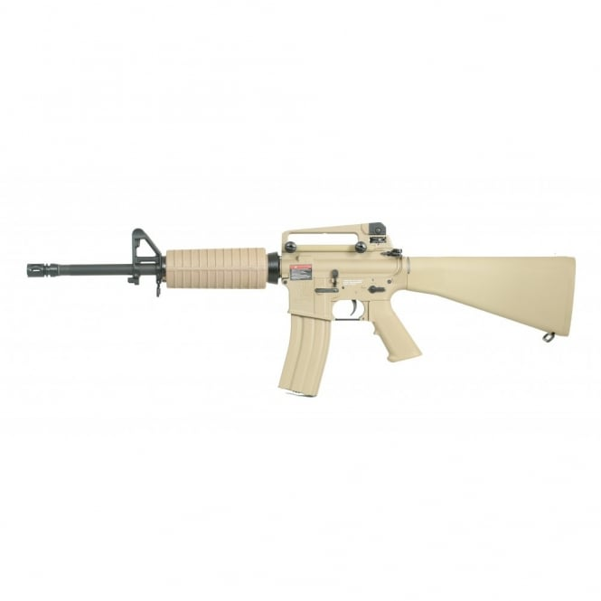 G&G Airsoft TR16 A3 Carbine DST Blow Back Gen 2