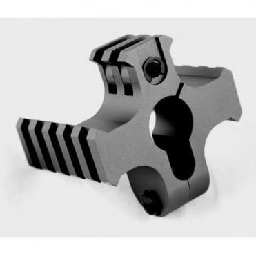 Tri-Rail Mount (Black)