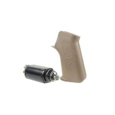 Troy Battle Ax Grip CQB With Motor (Tan)
