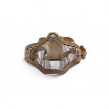 Strike Systems Half Face Mask - Tan