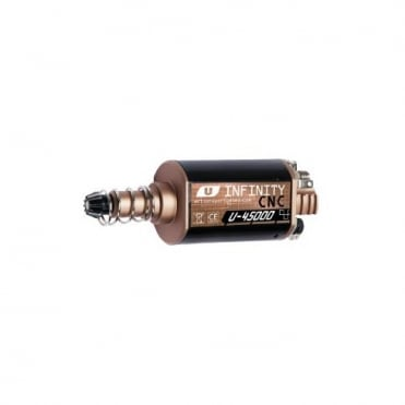 Ultimate INFINITY CNC U-45000 Motor - Long axle