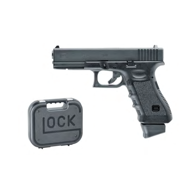 Umarex Glock 17 Co2 Bowback Pistol - Deluxe Kit